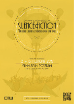 Silence fiction - Plakat